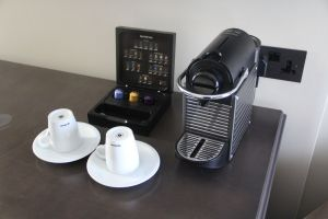 Castle Hotel Windsor Coffee Machine
