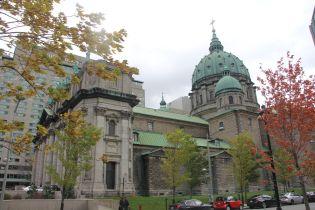 Cathedralé de Marie-Reine du Monde