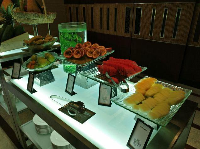 Hilton Hanoi Breakfast