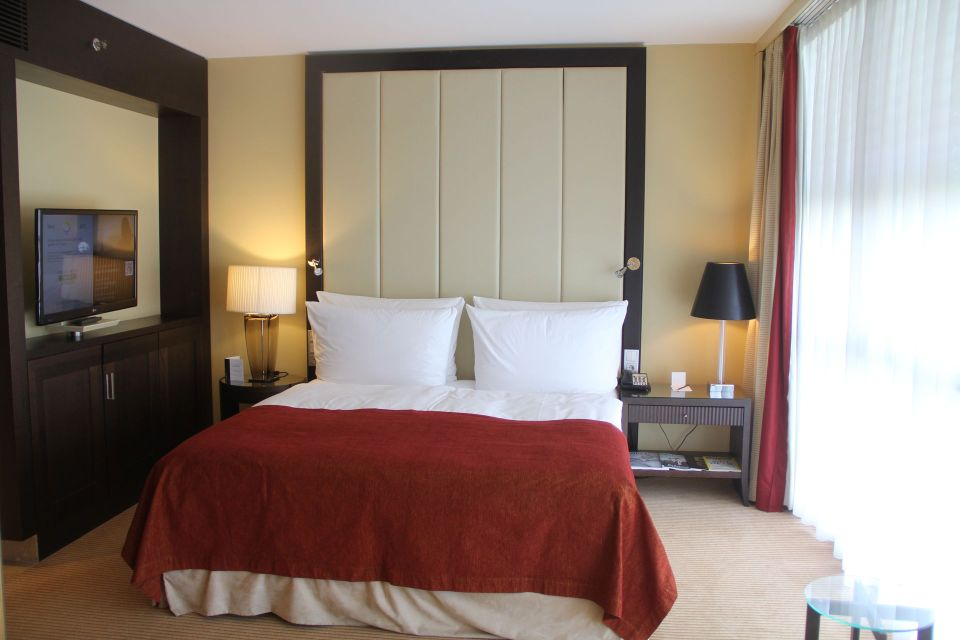 InterContinental Düsseldorf Executive Room