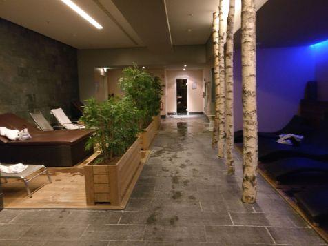 InterContinental Düsseldorf Sauna Holmes Place