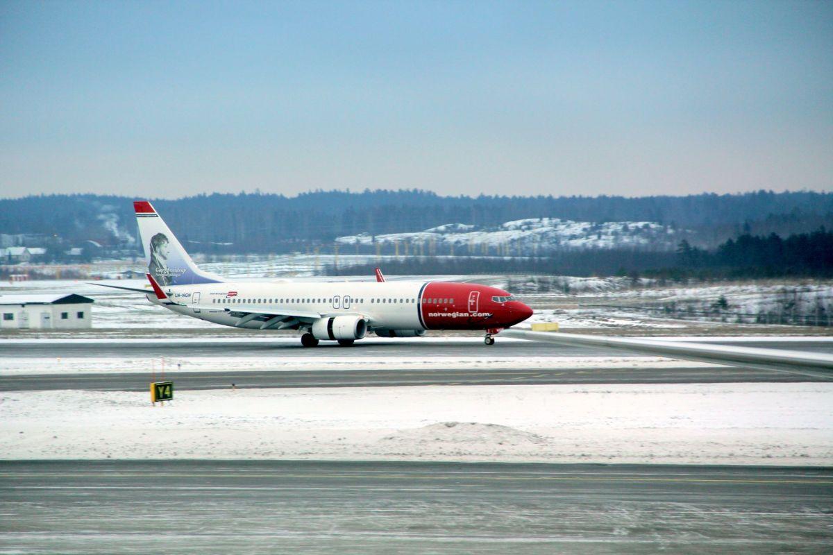 Norwegian Boeing 737