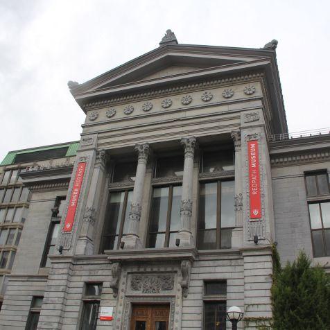 Redpath Museum Montreal