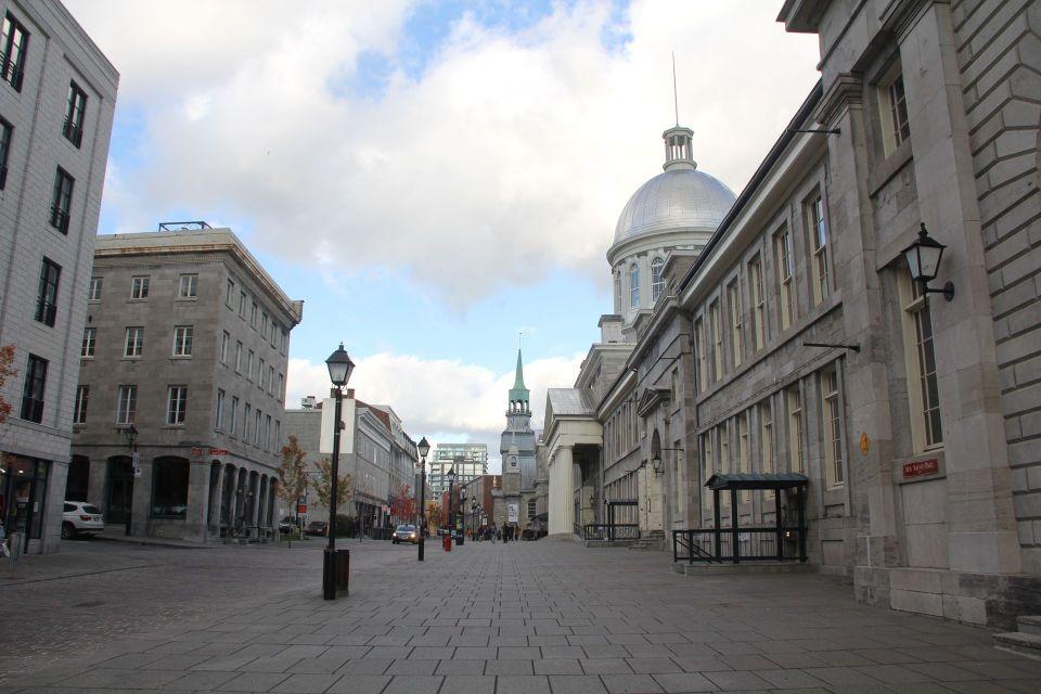 Rue Saint-Paul Montreal