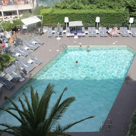 Sofitel Marseille Vieux Port Pool