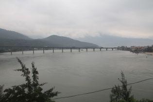 Train Vietnam View