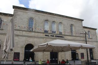 Truro Hall of Cornwall