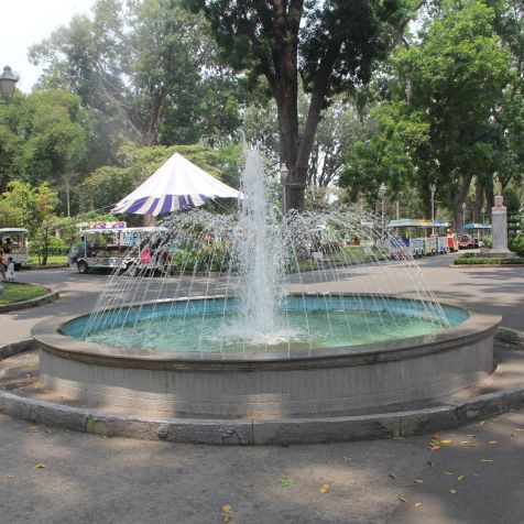 Botanical Garden Saigon
