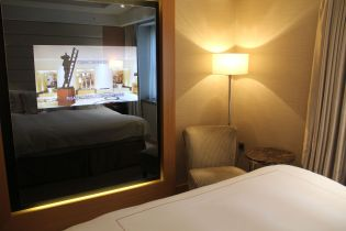 Conrad London St. James Deluxe Room