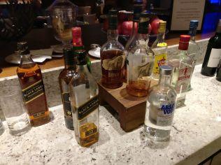 Conrad London St. James Executive Lounge Evening Reception