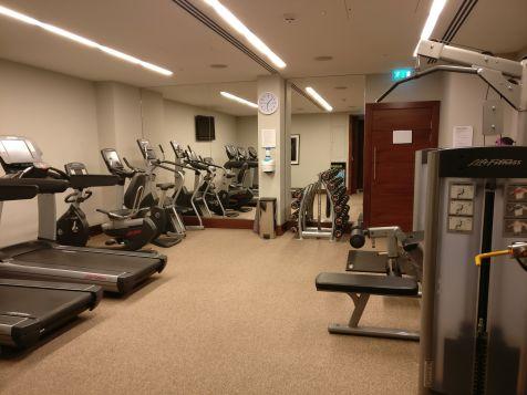 Conrad London St. James Gym