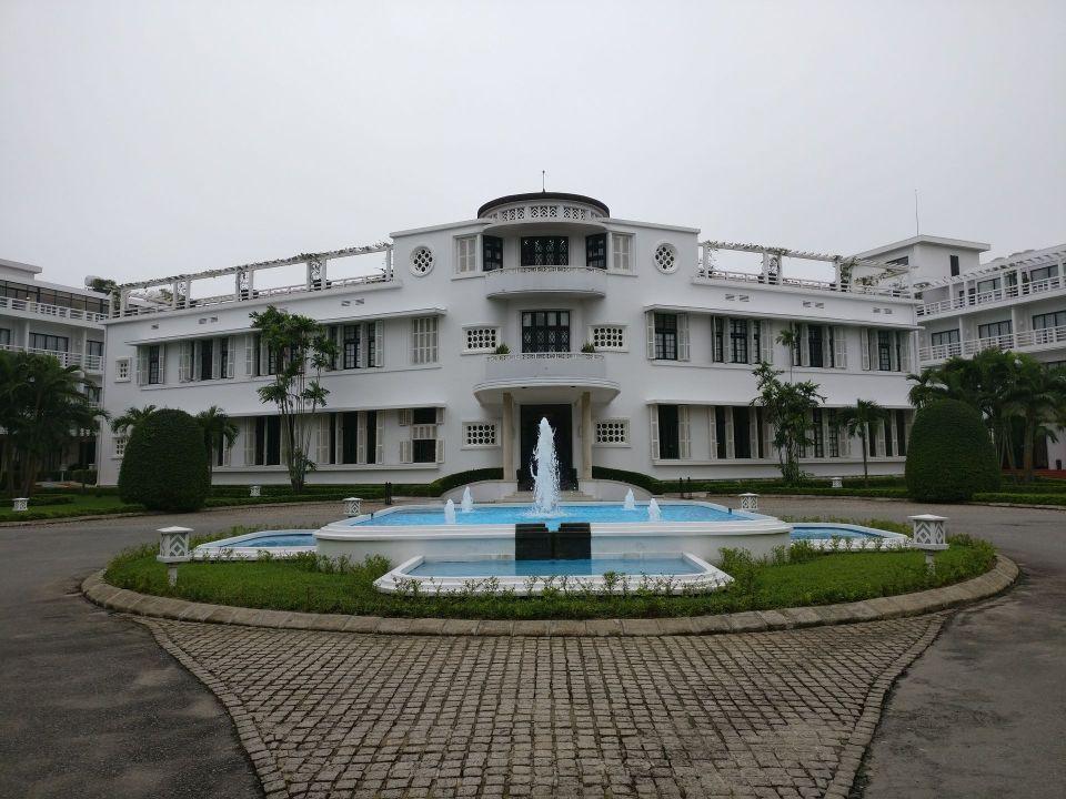La Residence Hue Exterior