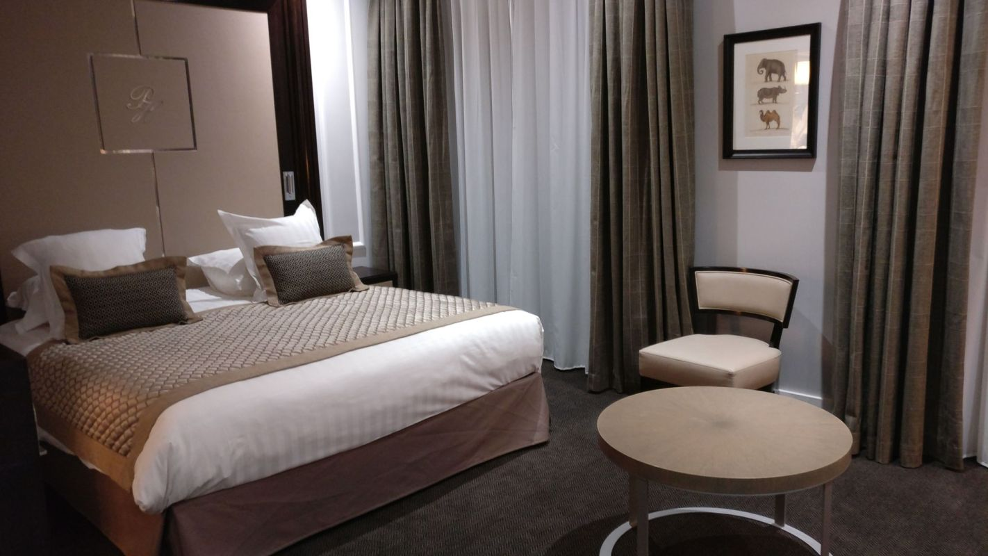 Park Hotel Grenoble Superior Room