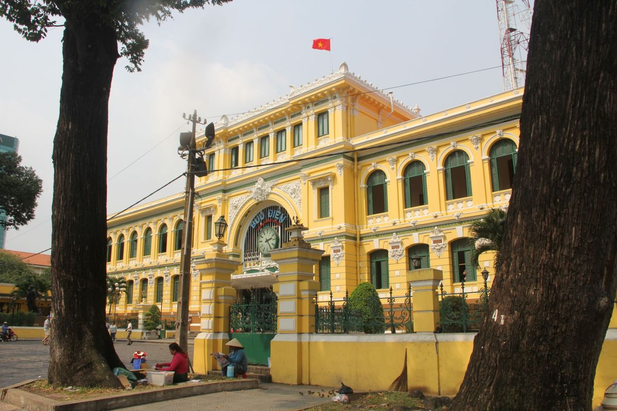 Post Office Saigon