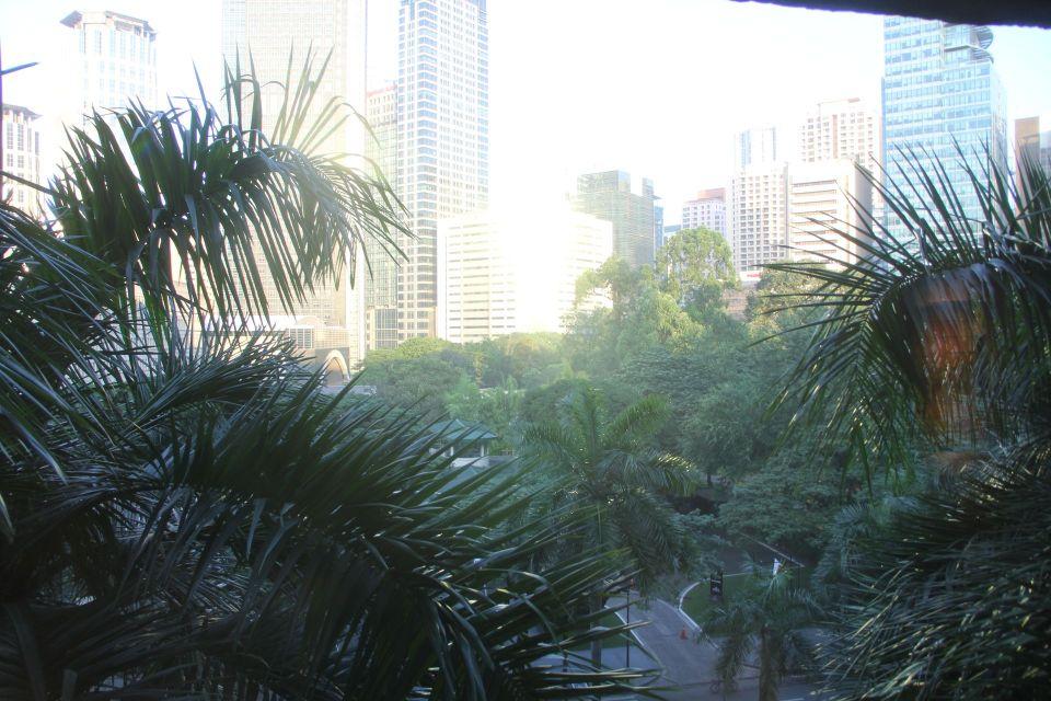 The Peninsula Manila Club Room View