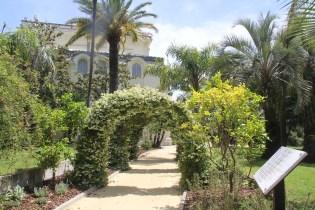 Cannes Villa Rothschild Gardens