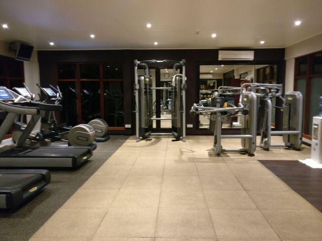 Hilton Seychelles Labriz Resort Gym