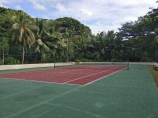 Hilton Seychelles Labriz Resort Tennis Court