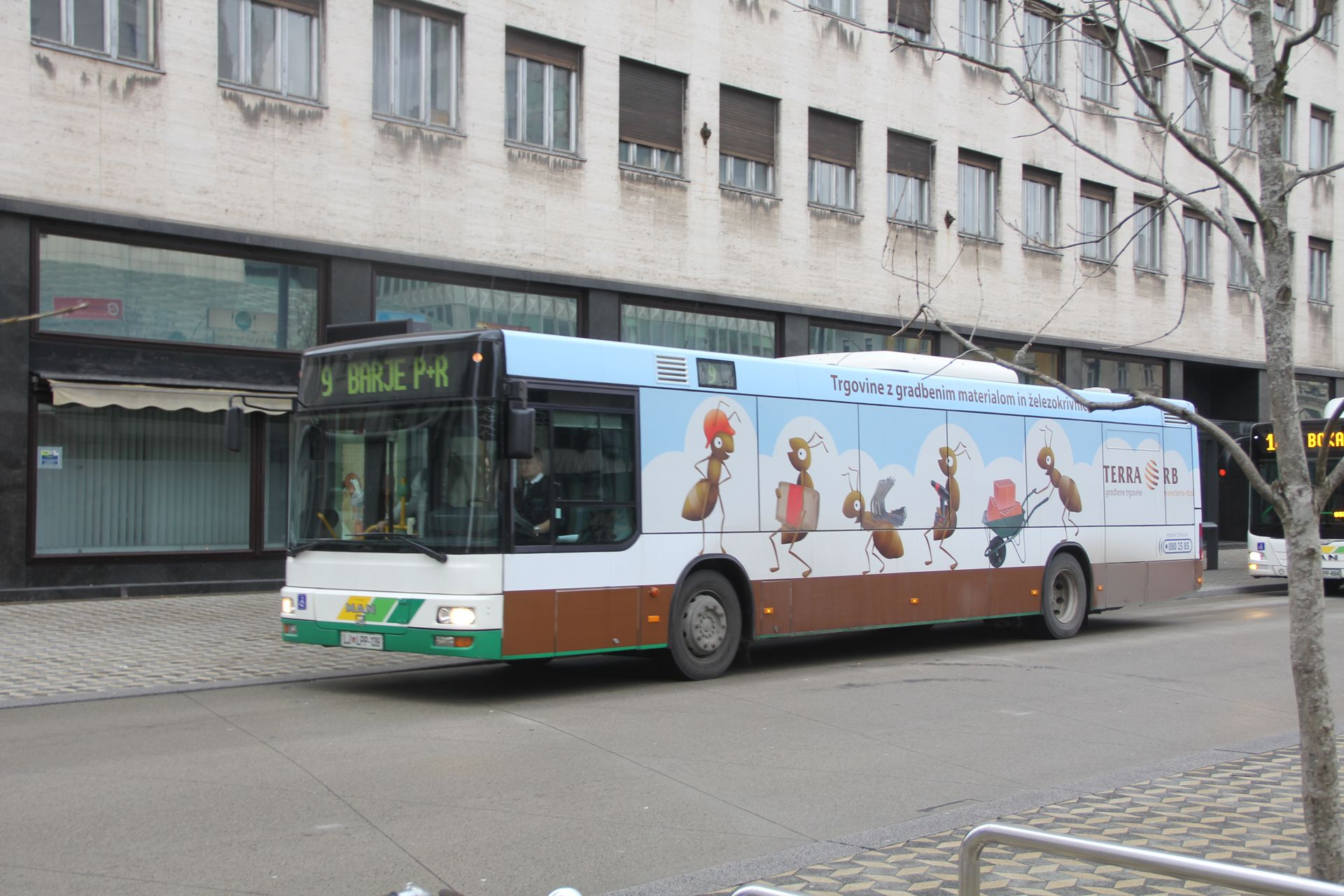 Transportation In Ljubljana Travelux