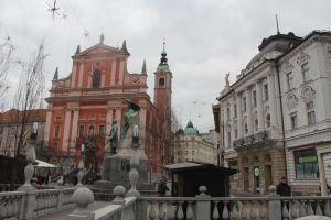 Ljubljana Franciscan Church of the Annunciation