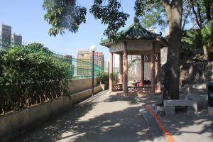 Macao Camoes Garden