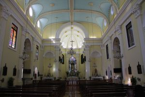 Macao St. Lawrence's Church