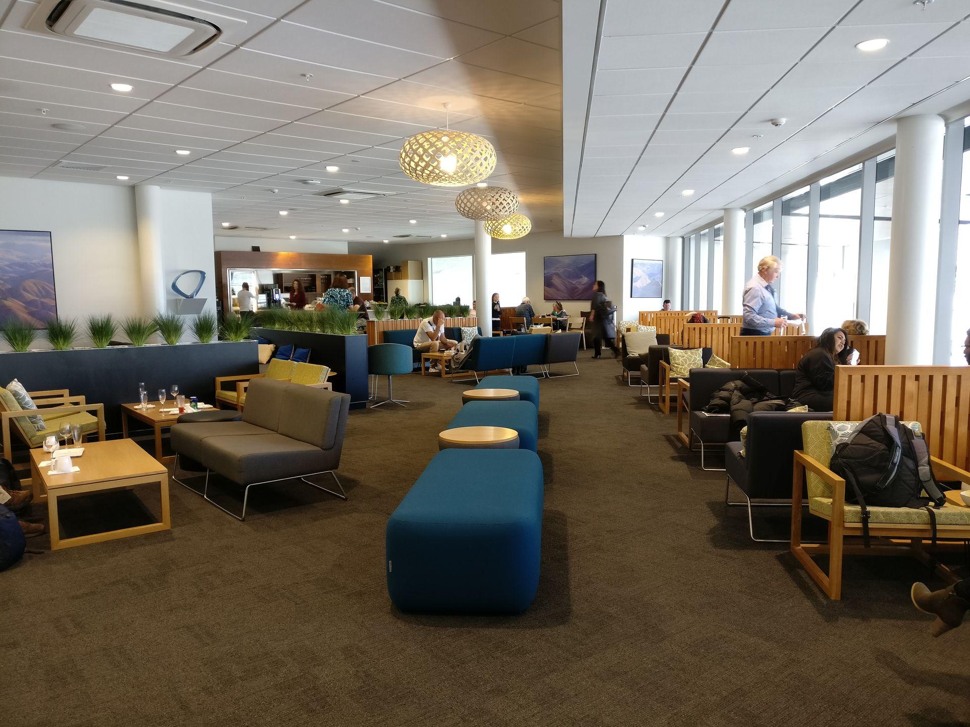Air New Zealand Koru Lounge Queenstown