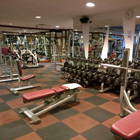 Hilton Petaling Jaya Gym