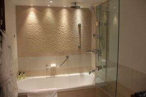 InterContinental London Park Lane One Bedroom Suite Bathroom