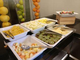 InterContinental Prague Breakfast