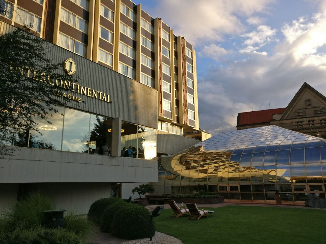 InterContinental Prague Garden