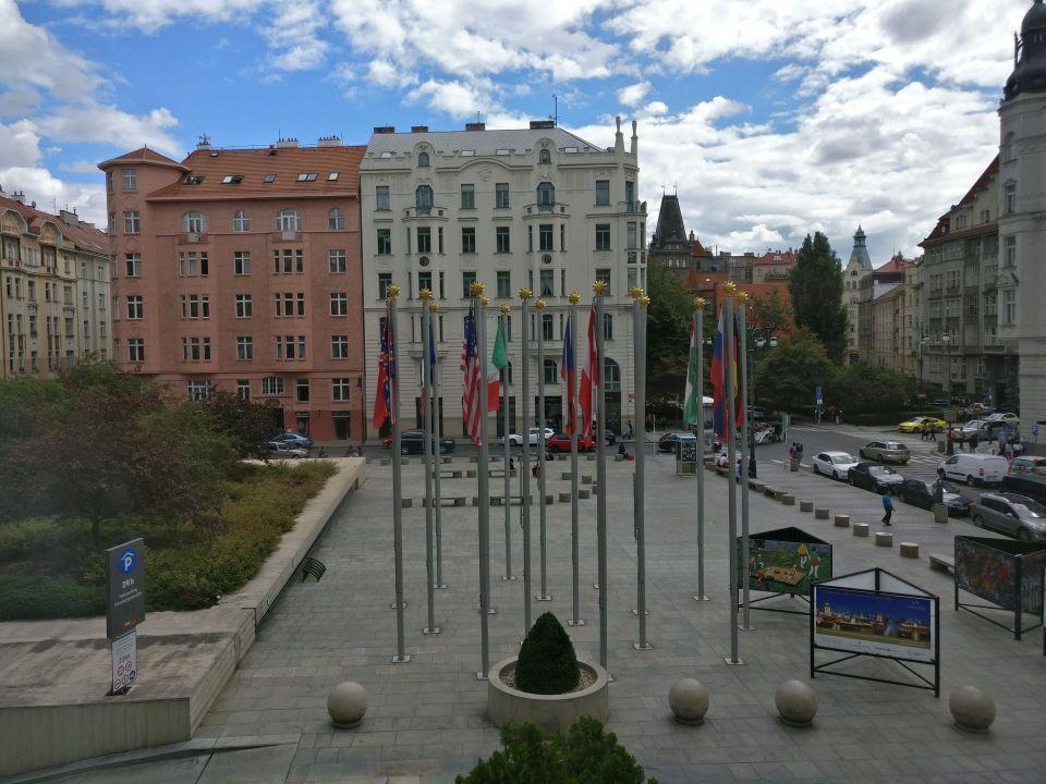 InterContinental Prague Junior Suite View