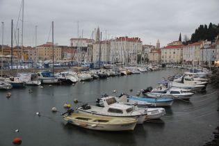 Piran Harbour