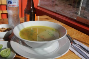 Aguas Calientes_Food