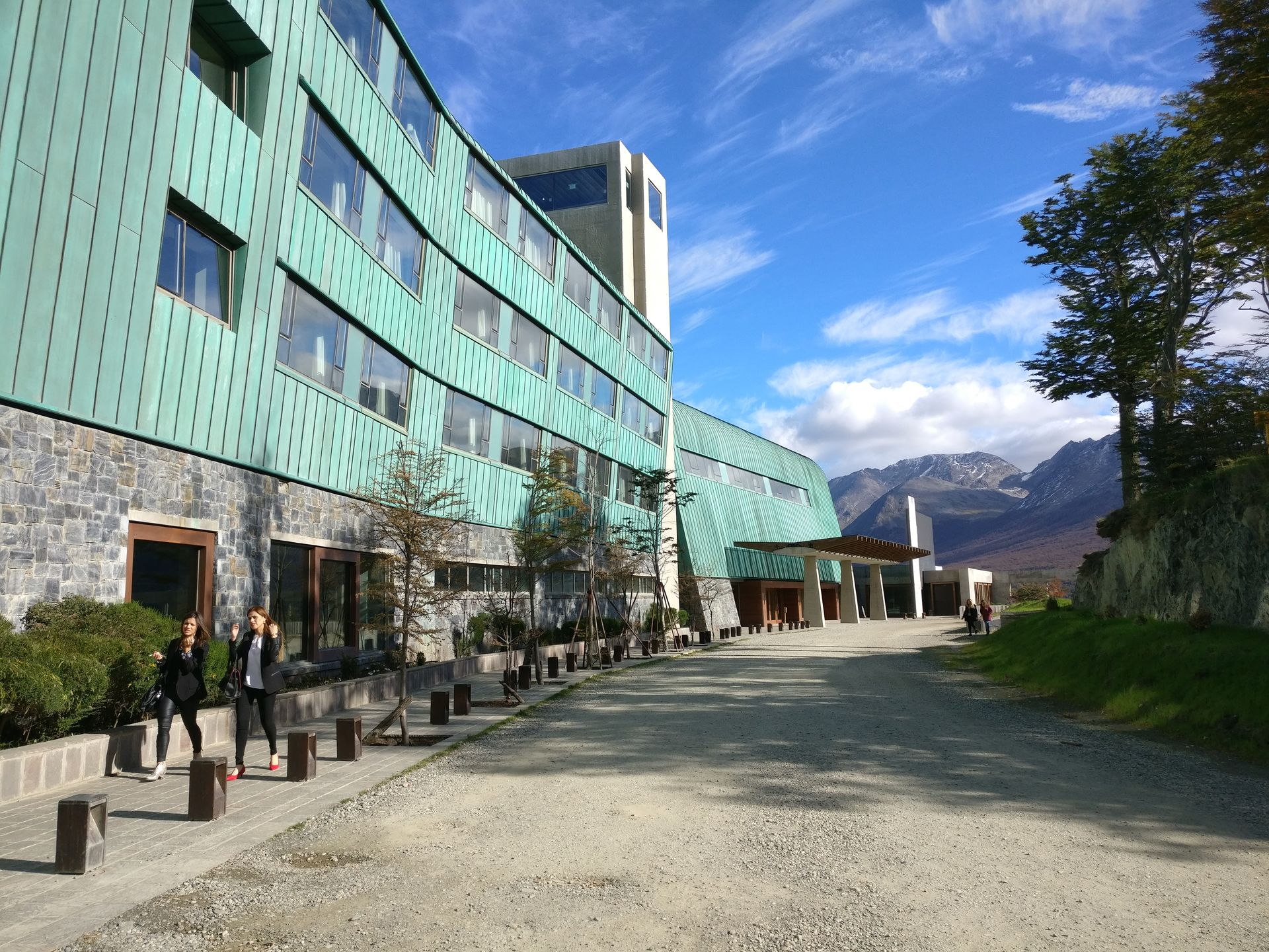 Arakur Resort Ushuaia Exterior