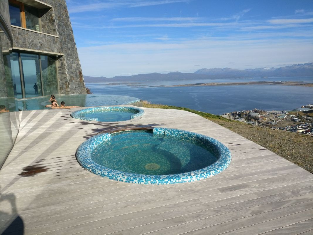 Arakur Resort Ushuaia Hot Tubs