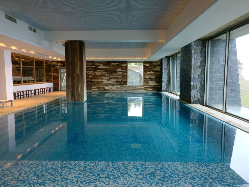 Arakur Resort Ushuaia Pool
