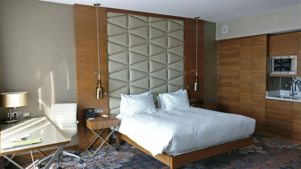 DoubleTree Krakow Junior Suite