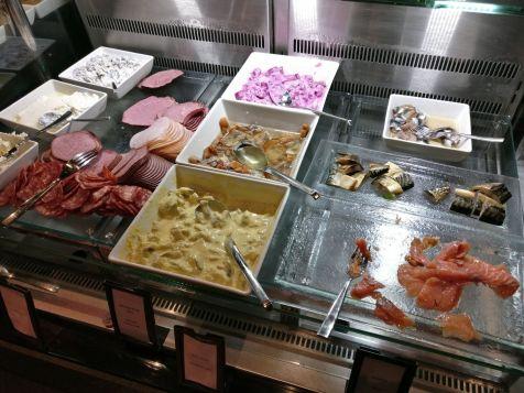 Hilton Tallinn Park Breakfast