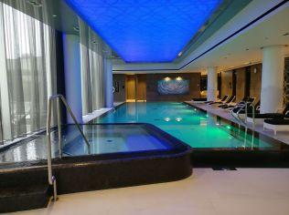 Hilton Tallinn Park Pool