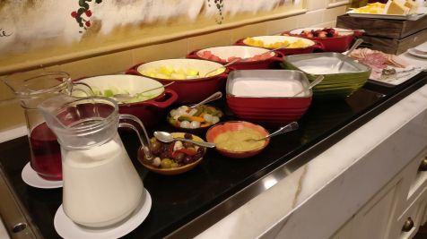 InterContinental Montreal Breakfast