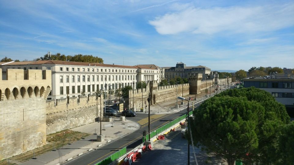 Novotel Avignon Centre Gare Executive Room View