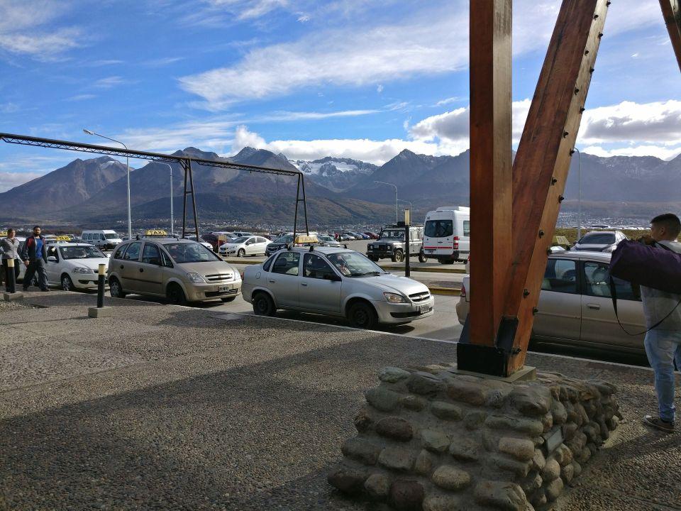 Ushuaia Airport Transportation