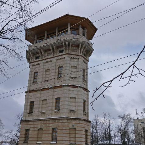 Water Tower Chisinau
