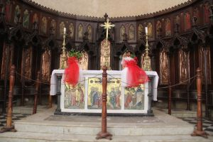 Zanzibar Stone Town Anglican Christ Church Cathedral