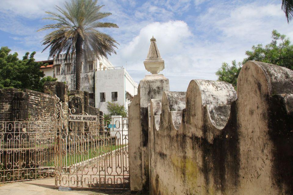 Zanzibar Stone Town Palace Entrance