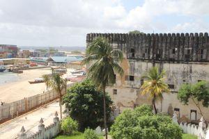 Zanzibar Stone Town Palace Museum View