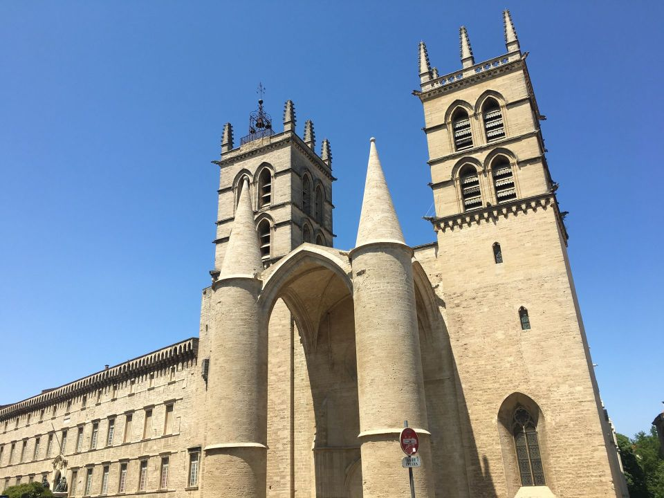Cathedral of Montpellier
