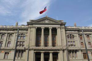 Court of Justice Santiago de Chile