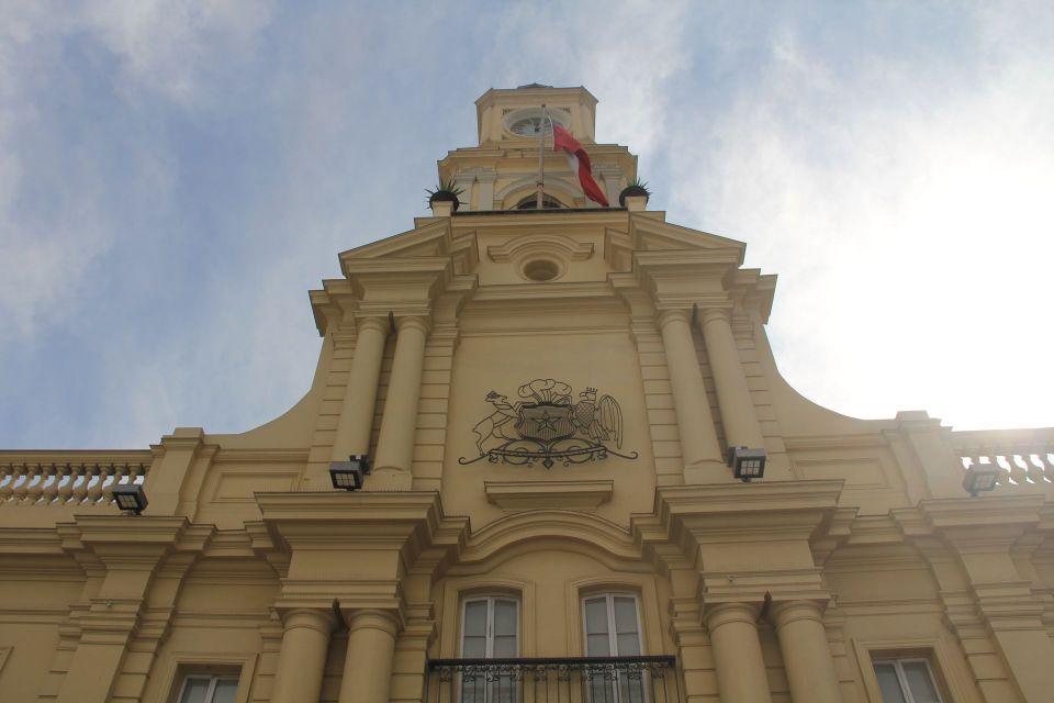 National history museum Santiago de Chile